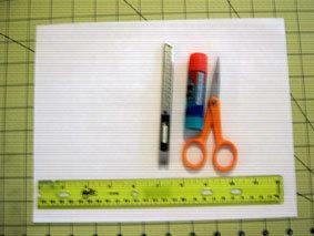 コピー用紙一枚で作る 花のポップアップカード 01.jpg