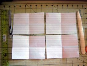 コピー用紙一枚で作る 花のポップアップカード 02.jpg